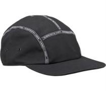NMD Snapback Mütze Schwarz