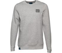 Roaper Sweatshirt Graumeliert