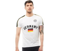 Mens Germany T-Shirt White