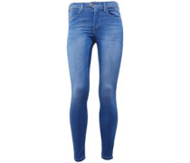 Carmen Life Skinny Jeans Denimblau