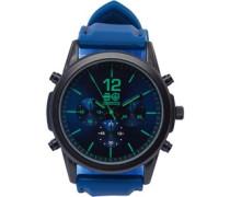Armbanduhr Schwarz