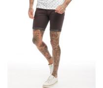 Hanson Chino Shorts Anthrazit-