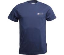 Blocks 4 Back Logo T-Shirt Navy