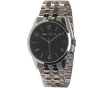 Quartz Armbanduhr Silber