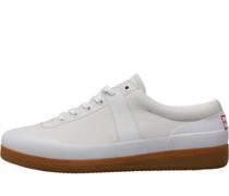 Original  Freizeit Schuhe Weiß/Beige