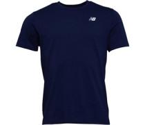 Logo Grafik T-Shirt Navy