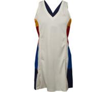 adida sx Pharrell Williams New York Colour Block Tenniskleid Weiß