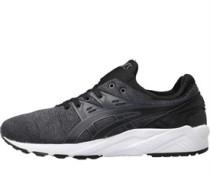 Gel Kayano Trainer Evo Sneakers Dunkelmeliert