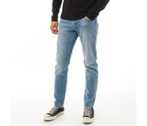 Mike JJ Icon CR 002 Jeans in Slim Passform Stonewash
