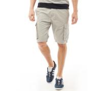 Cargo Shorts Hellgrau