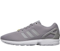 ZX Flux Sneakers Grau