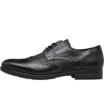 Texturiert Brogue Schuhe