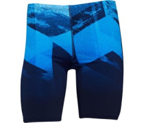 Infinitex+ 3 Stripe Length Swim Badehose Navy