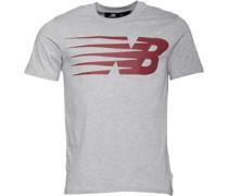 Logo Graphic T-Shirt meliert