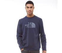 Vista Tek Graphic Sweatshirt Navy