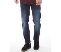 James Jeans mit zulaufendem Bein Verblasstes Mittel