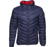 Diagon Steppjacke Indigo
