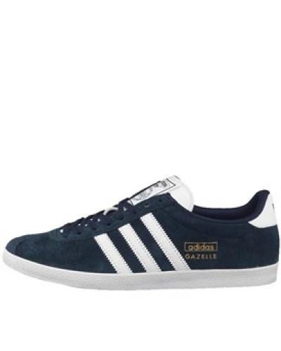 adidas Herren Gazelle OG Sneakers Blau Besuch hS0BC