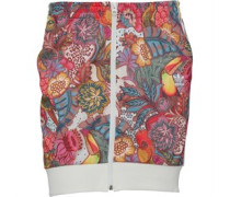 x The FARM Company Womens Fugiprabali Track Skirt Multicolour
