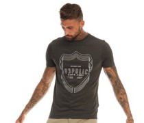 Cramer T-Shirt Dunkelkhaki
