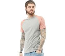 Baptist Raglan T-Shirt Hellgrau