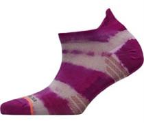 Downhill Laufen Tab Socken Lila