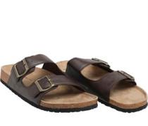 Mens Sandals Brown