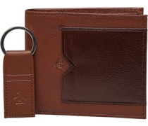 Schlüsselring und Brieftasche Dunkel