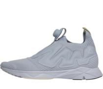 Pump Supreme Style Sneakers Blau-Grau