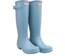 Original Womens Tall Wellington Boots Pale Blue