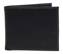 Bi-Fold Brieftasche Schwarz