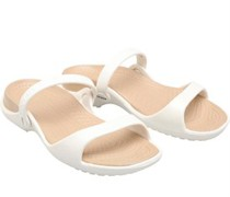 Womens Cleo Sandals Oyster/Gold