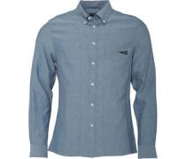 Soxford Hemd mit langem Arm Blau