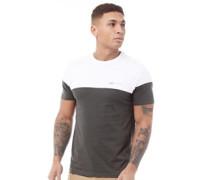 Flood T-Shirt Weiß