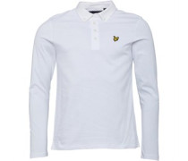 Rugby Hemd Weiß