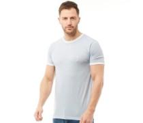 FCUK Ringer T-Shirt Himmel