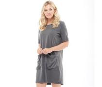 Womens Cia T-Shirt Dress Black