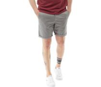 Base Chino Shorts Grau