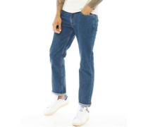 514 Stretch Jeans mit geradem Bein Mittel