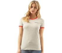 Heart T-Shirt Hellgraumeliert