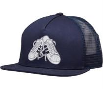 Superstar Sneaker Trucker Mütze Navy