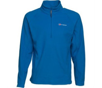 Arnside 1/2 Zip Fleece Blau