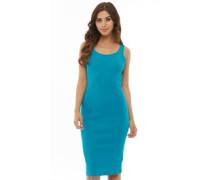 Ribby Kleid Blaugrün