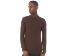Pawson Textured Pullover mit Rundhalsausschnitt