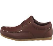 Nero Casual Schuhe Hellbraun