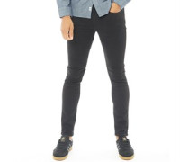 519 Extreme Skinny Jeans Schwarz