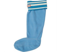 Original Garden Stripe Tall Stiefelsocken Hell/Weiß
