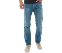 501 Original Fit Jeans mit geradem Bein Verblasstes