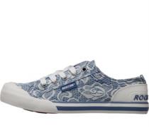 Jazzin Plaza Freizeit Schuhe Mittelblau
