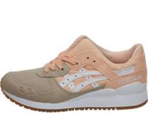 Gel Lyte III Sneakers Pfirsich